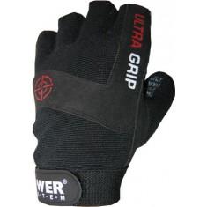Power System rękawiczki kulturystyczne Ultra Grip
