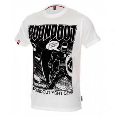 Poundout t-shirt Hero biały