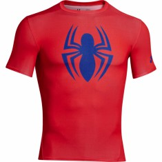 Under Armour Alter Ego Compression Shortsleeve Spiderman