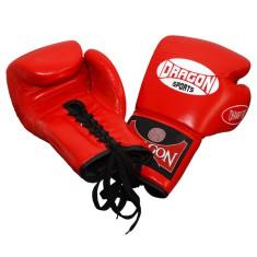 Dragon rękawice turniejowe bokserskie Champ Pro 10oz czerwone