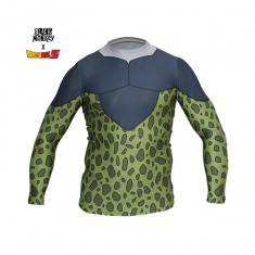 Cell rashguard Dragon Ball Z  długi rękaw