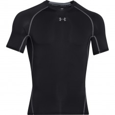 Under Armour HeatGear Sonic Shortsleeve czarny