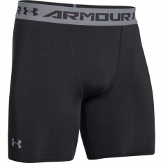 Under Armour Heatgear Armour Compression Short czarny