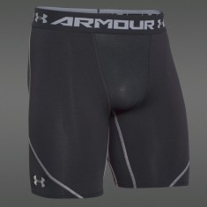 Under Armour HeatGear Armour Stretch Compression Short czarny