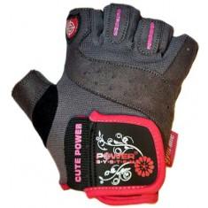 Power System rękawiczki kulturystyczne Cute