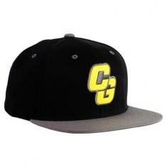 Clinch Gear czapka Snapback Hat czarno szary
