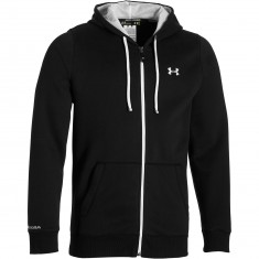 Under Armour bluza Storm Cotton Full Zip Hoody czarna