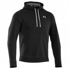 Under Armour bluza Storm Cotton Pullover Hoody czarna