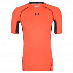 Under Armour  Stretch Compression Shortsleeve biały