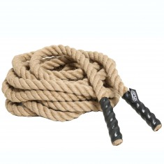 FANGA Battle Rope Natural 15m Ø50mm
