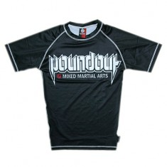 Rash Guard Logo Poundout Gear