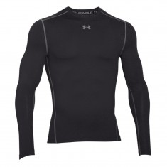 Under Armour ColdGear Armour Compression Crew czarny