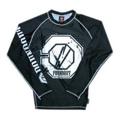 Rash Guard Stamp Poundout Gear