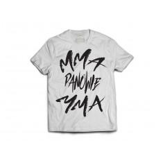 Fanga t-shirt MMA Panowie biały