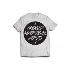 Fanga t-shirt MMA biały