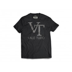Fanga t-shirt Vale Tudo czarny