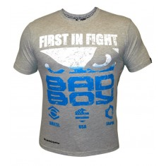 Bad Boy t-shirt Grapple szary